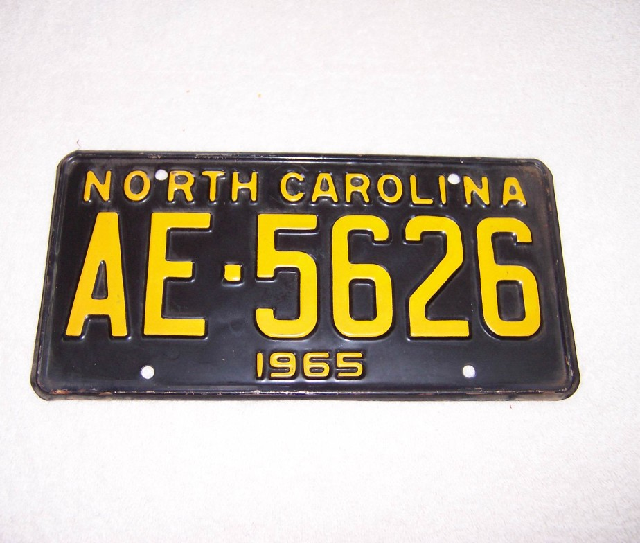 north carolina registration